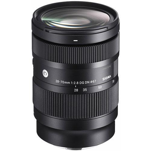 28-70mm f/2.8 DG DN Contemporary Lens for Sony E-Mount