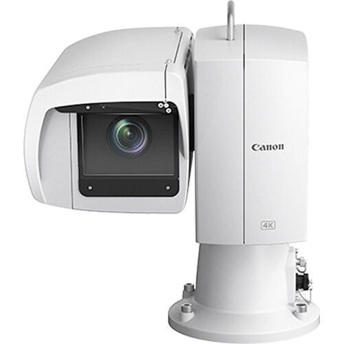 CR-X500 Outdoor 4K PTZ Camera with 15x Optical Zoom (White)