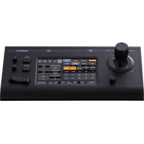 RC-IP100 Touchscreen PTZ Joystick Controller Control Unit for N500, N300 & X500