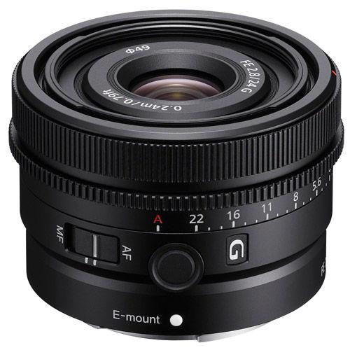 SEL FE 24mm f/2.8 G E-Mount Lens