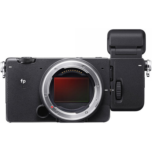 fp L Mirrorless Body & Electronic Viewfinder EVF-11