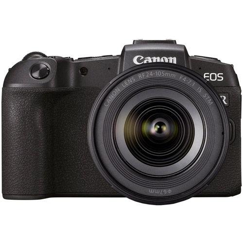 Image of Canon EOS RP Full Frame Mirrorless Kit w/RF 24-105 STM Lens