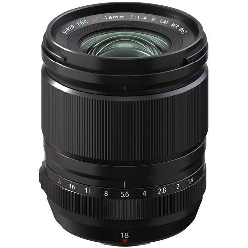 Image of Fujifilm Fujinon XF 18mm f/1.4 R LM WR Lens