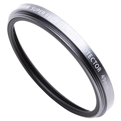 Protector Filter PRF-49S (Silver) for X100V