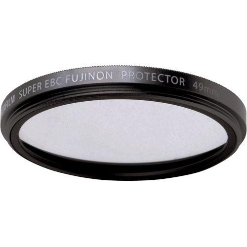 Protector Filter PRF-49B (Black) for X100V