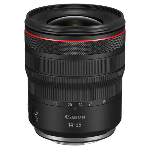 Image of Canon RF 14-35mm f/4L IS USM Lens