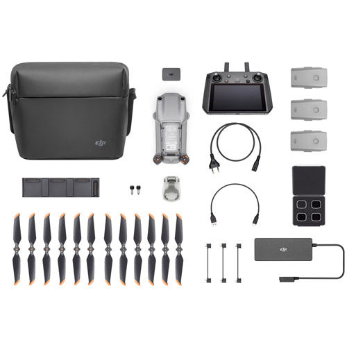 Image of DJI Mavic Air 2S Fly More Combo with Smart Controller