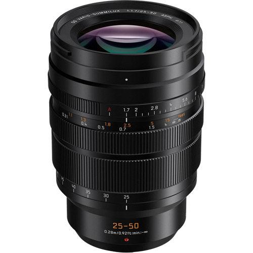 Leica DG Vario-Summilux 25-50mm f/1.7 ASPH Lens