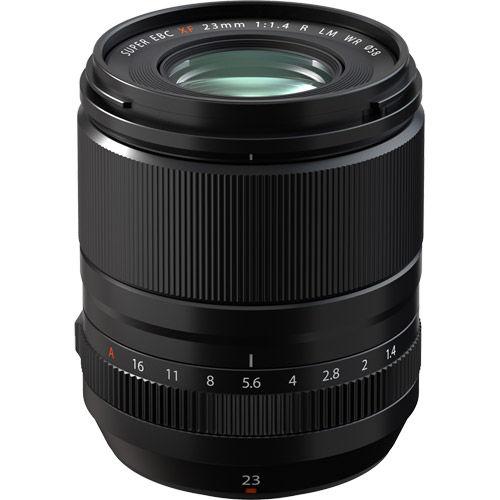Fujinon XF 23mm f/1.4 LM WR Lens