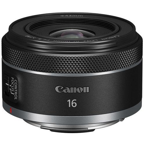 RF 16mm F2.8 STM Lens