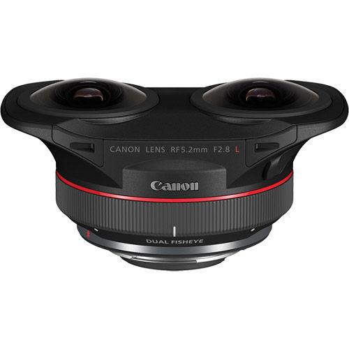 Image of Canon RF 5.2mm f/2.8L Dual Fisheye Lens