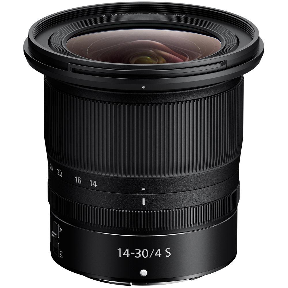 Nikon NIKKOR Z 14-30mm f/4 0 S Lens