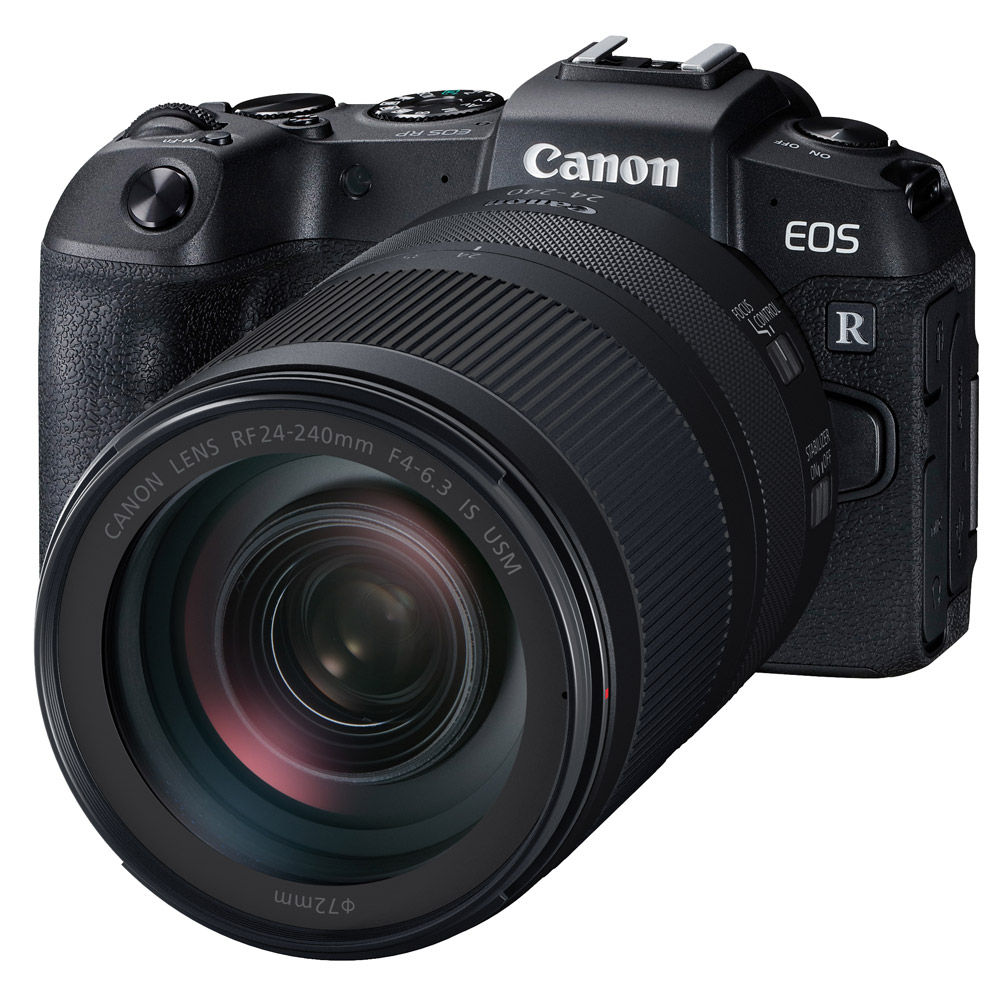 Canon EOS RP Full Frame Mirrorless Kit w/ RF 24-240mm f4-6.3 IS USM Lens
