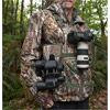G3 Camera Harness for 1 Camera and 1 Binocular - Charcoal Grey