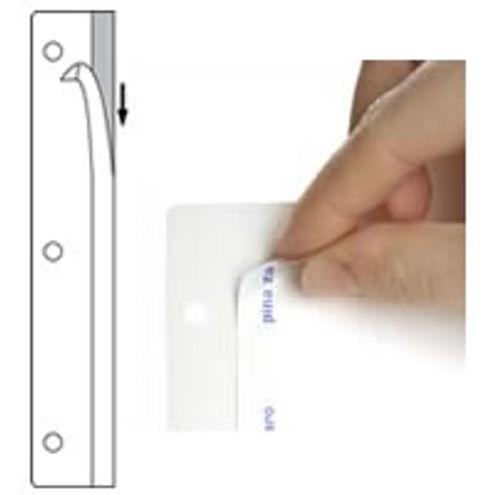 "11"" Adhesive Hinge Strip"