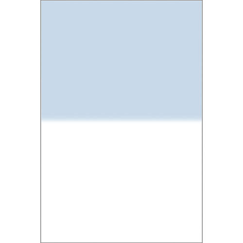 100x150mm Pale Tint Graduated Resin Drop In Filter Set Includes Pink 1, Cyan 2, and Green 2