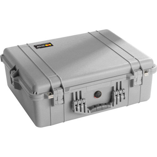 1600 Case w/ Dividers - Grey