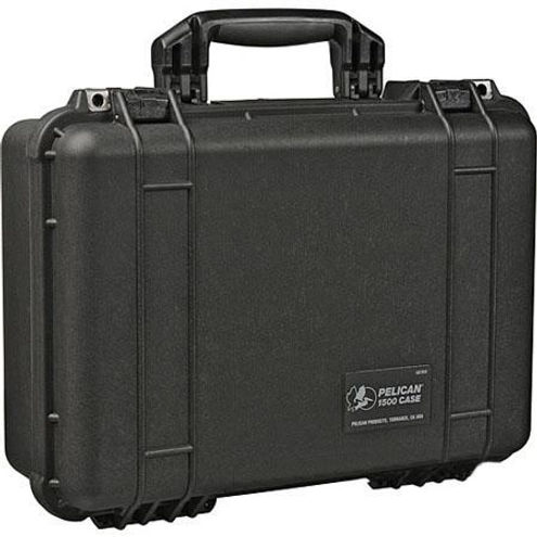 1500 Case Black w/Dividers