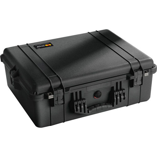 1600 Case Black w/Foam