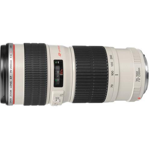 EF 70-200mm f/4.0L USM Telephoto Zoom Lens
