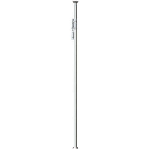 """KP-L2137PD Kupole Extends From 210-370 cm (82.7"""" - 145"""") - Silver"""