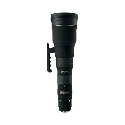 AF 300-800mm f/5.6 APO EX DG Zoom Lens for Canon