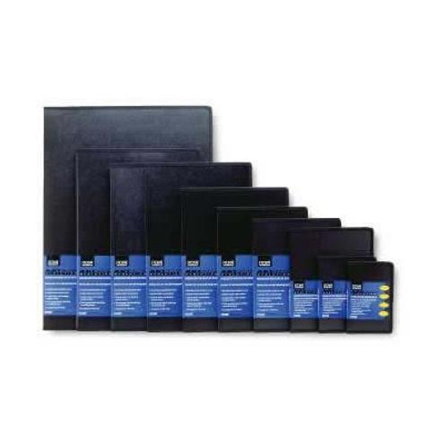 "5"" x 7"" Presentation Book Black Art Profolio Evolution with 24 Pages"
