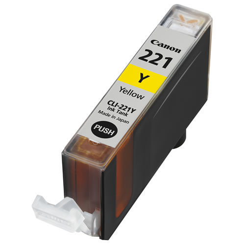 CLI-221Y Ink Tank Yellow