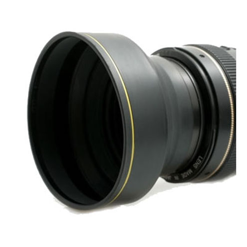 Multi Rubber Lens Hood 58mm