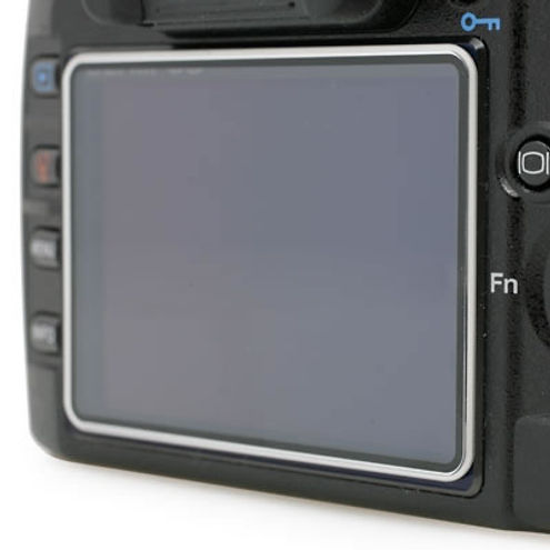 Polycarbonate LCD Screen Cover Canon 50D