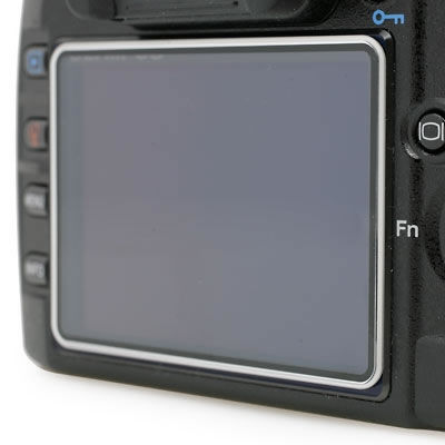 Polycarbonate LCD Screen Cover Nikon D3