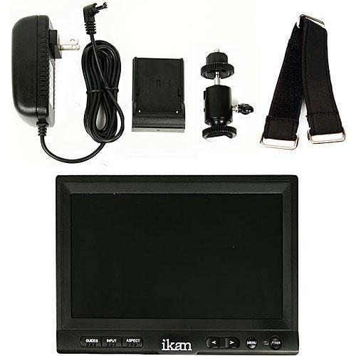 "V8000HDMI 8"" HD 16x9 LCD Monitor w/HDMI Input"