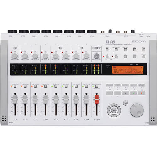 MultiTrak Recorder/Interface Controller