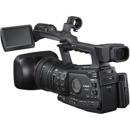 XF300 HD Camcorder w/18x HD L-Series Lens