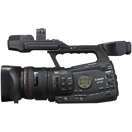 XF305 HD Camcorder w/18x HD L-Series Lens