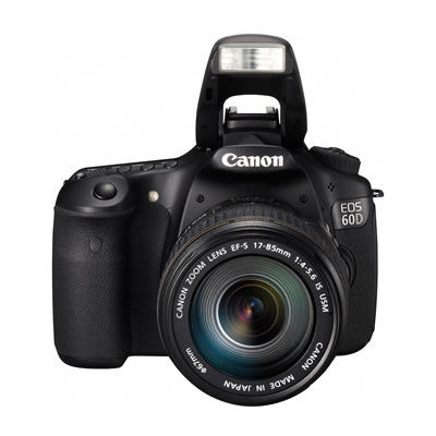 Rent Canon 60D camera body w/ SD card DSLR Cameras Canada