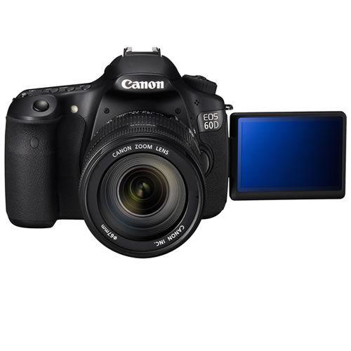 Rent Canon 60D camera body w/ SD card DSLR Cameras Canada