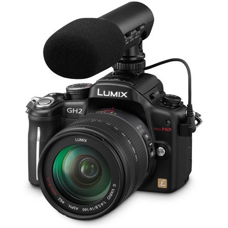 Panasonic GH2 camera body