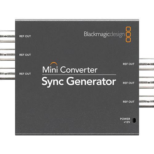 Mini Converter -Sync Generator
