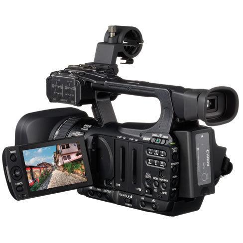 XF105 HD camcorder w/10x lens