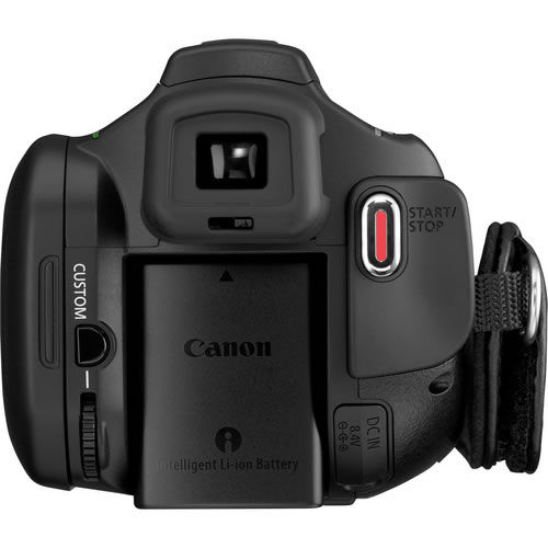 HFG10 Flash Memory Camcorder