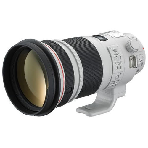 EF 300mm f/2.8L IS II USM Telephoto Lens