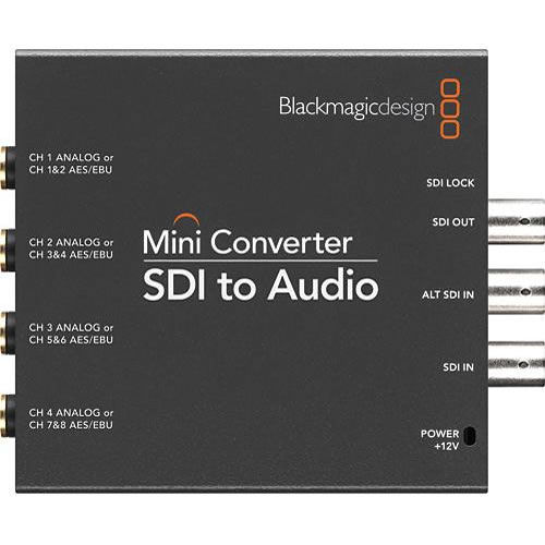 SDI-Audio Mini Converter
