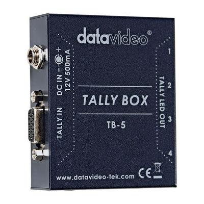 TB-5 Tally Box for SE-500/ SE-900 Switcher