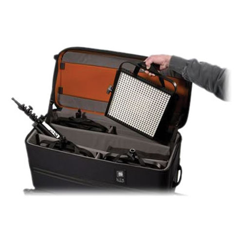 1X1 4-Lite Carrying Case Includes (2) Accessory Bags