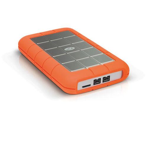 1TB Rugged Triple Interface FW800/400, USB 3.0 5400 RPM