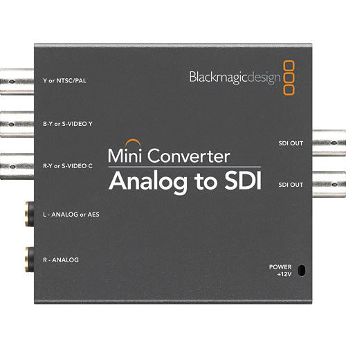 Analog-SDI 2 Mini Converter