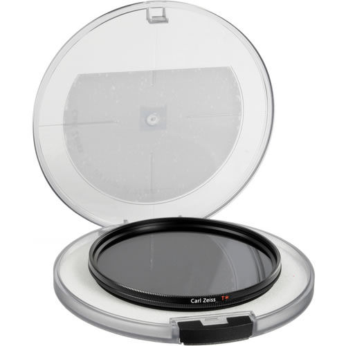 CZ T* Circular Polarizer Filter 62mm