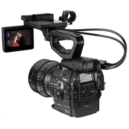 C300 CinemaEOS Camcorder kit32