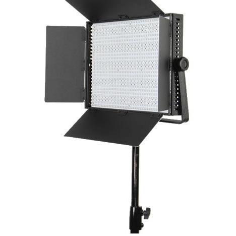 2 X LG-1200 LED Lights 5600K with Hard Case